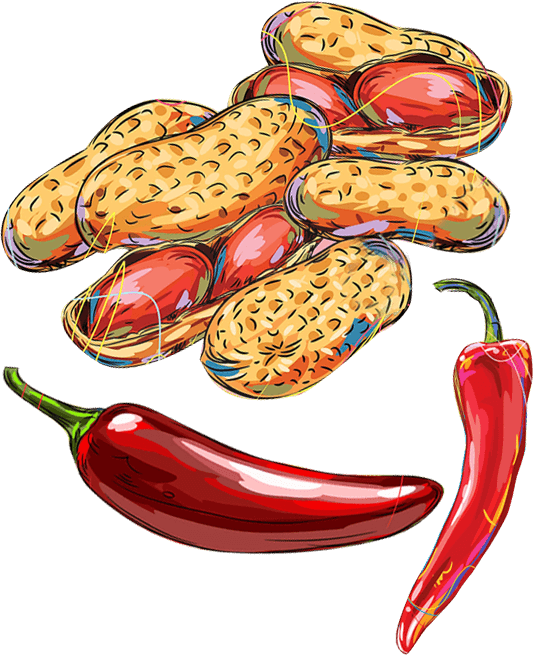 Indian Chilli & Peanuts Exporters