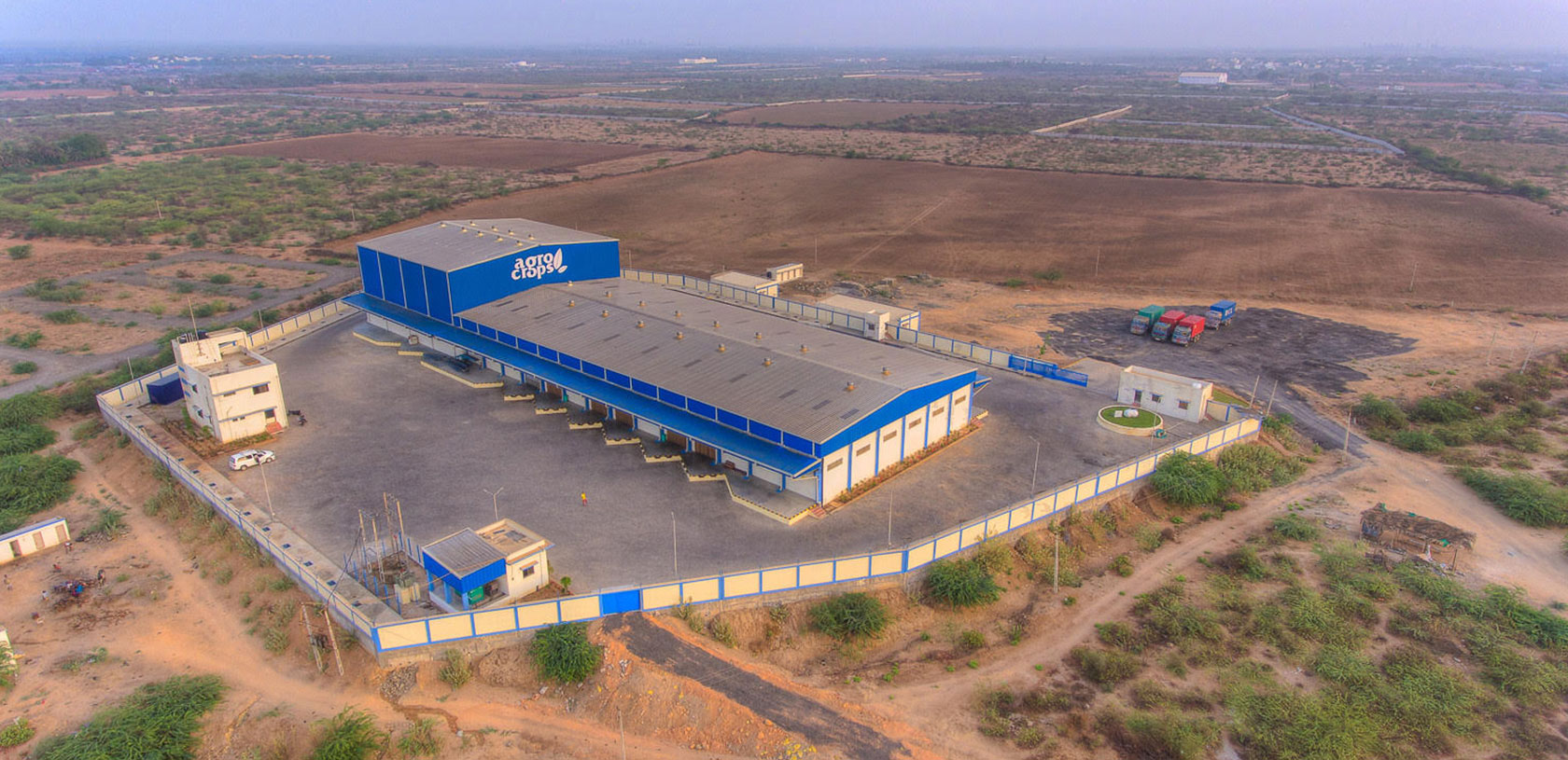 Agrocrops Gujarat Factory