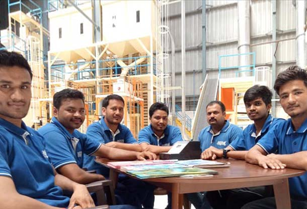 Gujarat Production Team